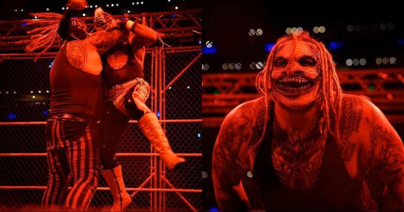 Bray Wyatt vs. Rey Mysterio