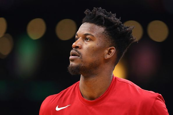 Jimmy Butler has made an immediate impact for the Heat