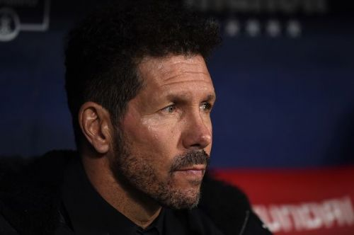 Simeone has not tasted victory over Barcelona in LaLiga as a manager