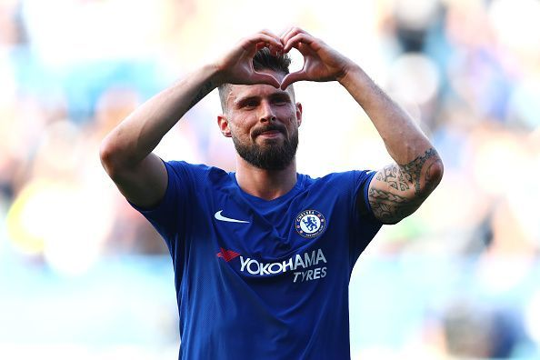 Could Olivier Giroud move to Inter Milan this January?