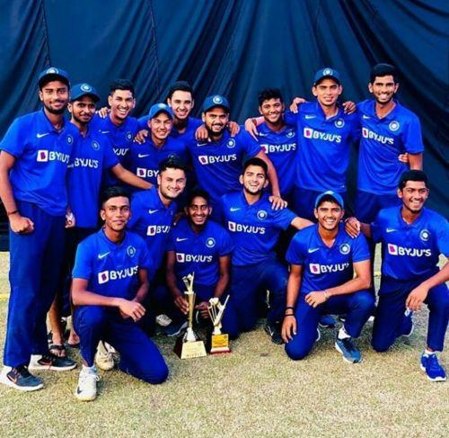 भारत के युवा खिलाड़ियों का जबरदस्त प्रदर्शन