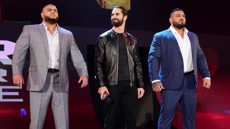 Seth Rollins seems to be proud of his new alliance