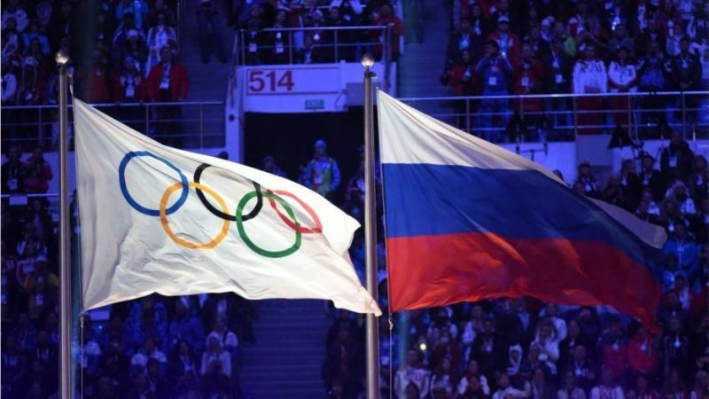Russia has been handed a 4-year ban by WADA from major sporting events