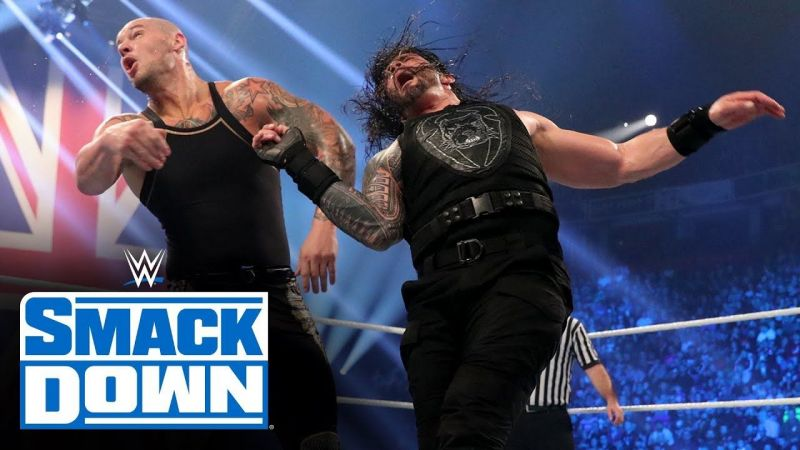 Roman Reigns and King Corbin have been fighting with each other for months.