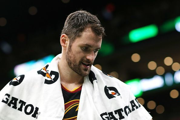 Cleveland Cavaliers are listening to offers for Kevin Love