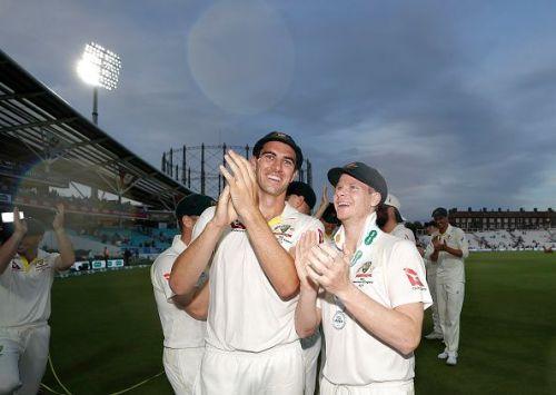 स्टीव स्मिथ ने बनाए हैं सबसे ज्यादा रन और पैट कमिंस के सबसे ज्यादा विकेट