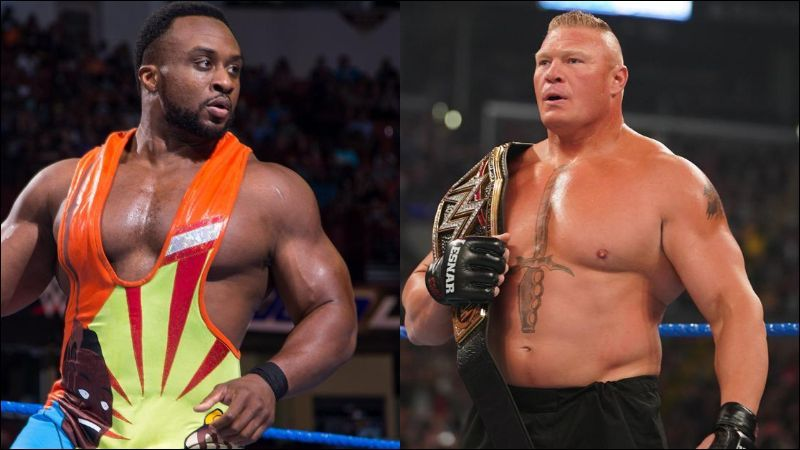Big E vs. Brock Lesnar could end up becoming a dream booking!