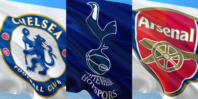 Chelsea, Tottenham or Arsenal? Which London side will finish above the rest once this season is over?