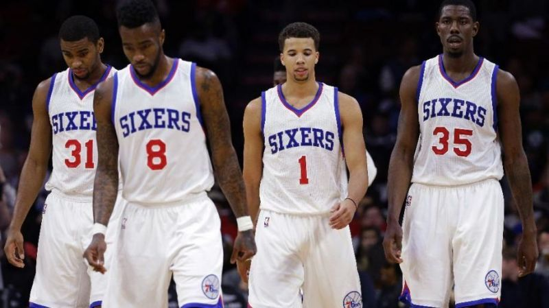 Philadelphia Sixers struggled for most of the last decade but are turning things around