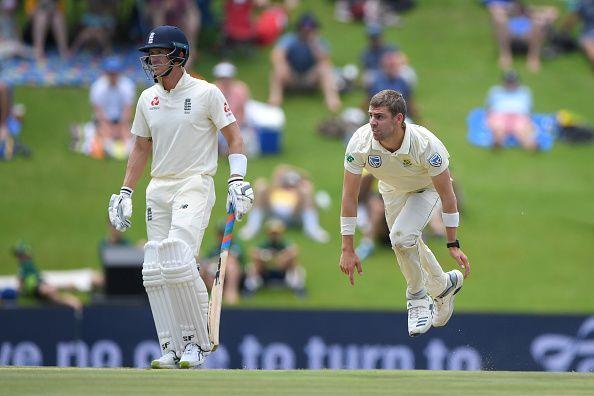 South Africa v England - 1st Test: Day 2