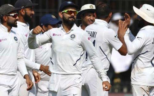 A dominant Team India under Virat Kohli