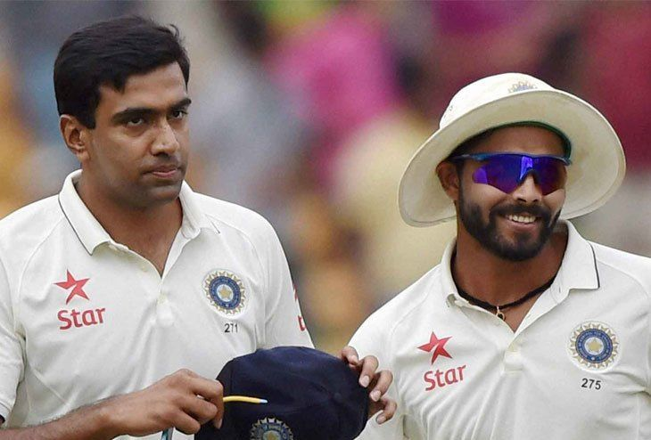 The 2 Great All-rounders: R Ashwin and R Jadeja