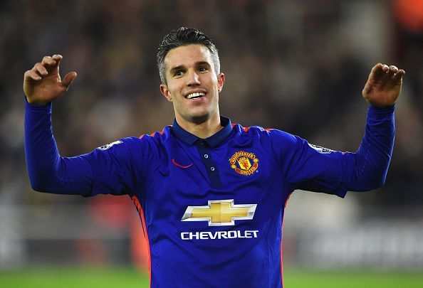 RVP delivered title number 20 after a stunning transfer from Arsenal