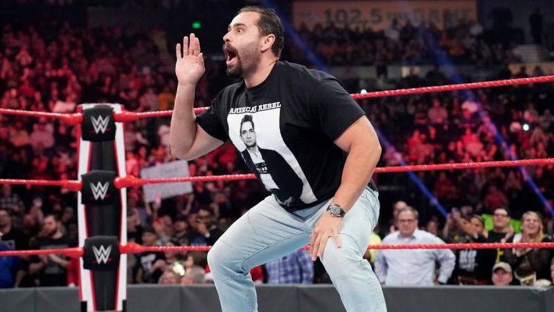 Rusev vs. Bobby Lashley is set for TLC