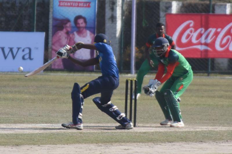 बांग्लादेश  vs श्रीलंका