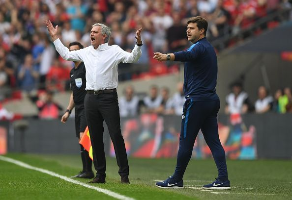 United and Tottenham have seen some changes in their form – as well as their managers – in recent times