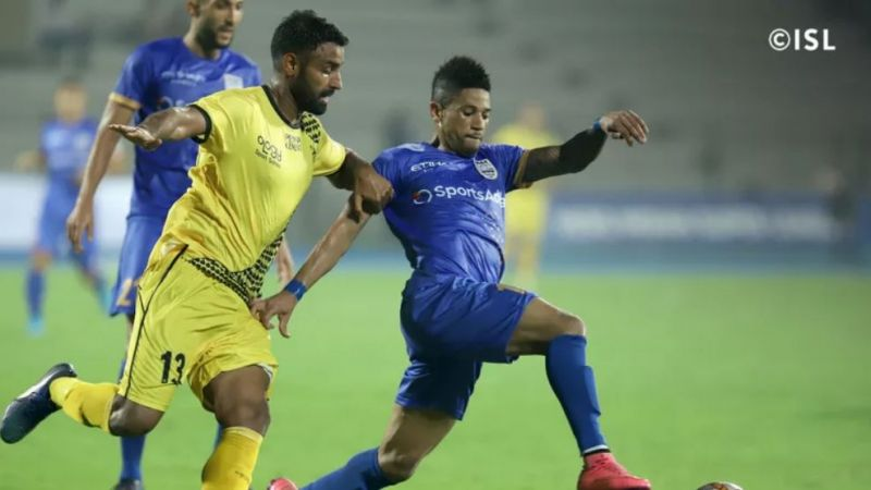 Diego Carlos played a vital role in the win (Image: ISL)