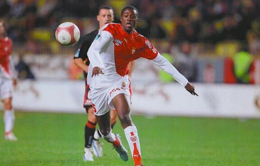Toure spent one season in Monaco
