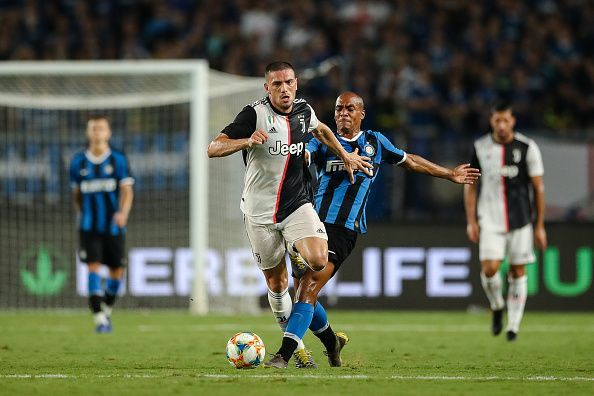 Merih Demiral could be on his way out of the club