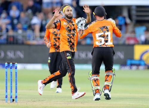 Imran Tahir has been one of the most consistent bowlers in Mzansi Super League 2019