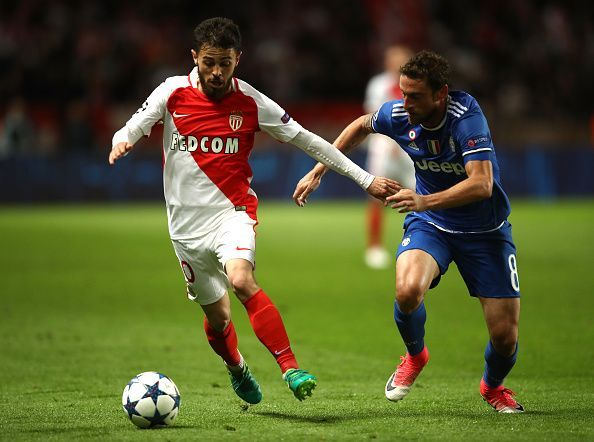 AS Monaco v Juventus - UEFA Champions League Semi-Final: First Leg