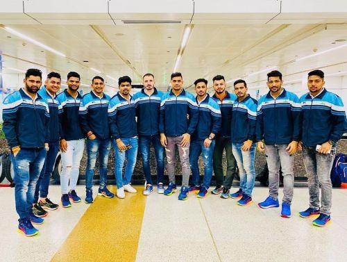 भारतीय कबड्डी टीम पूरी तरह से तैयार है