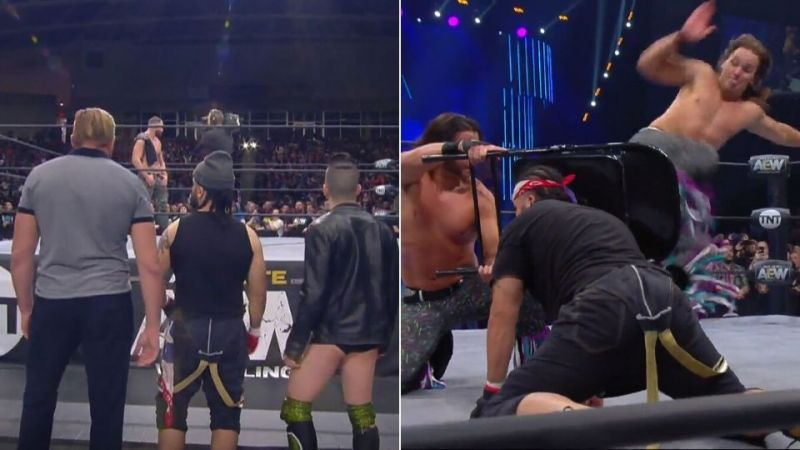 AEW Dynamite Results: Jericho make Moxley a huge offer, Texas Street Fight, MJF responds to Cody