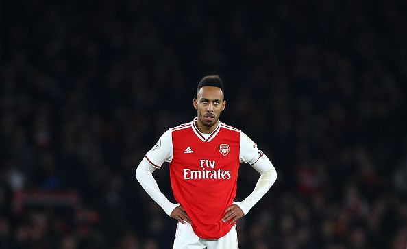 Pierre-Emerick Aubameyang is reportedly desperate for an exit from the Emirates