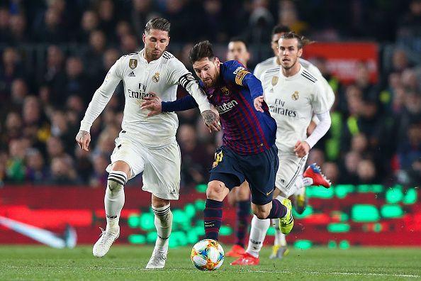 FC Barcelona v Real Madrid - Copa del Rey Semi-Final