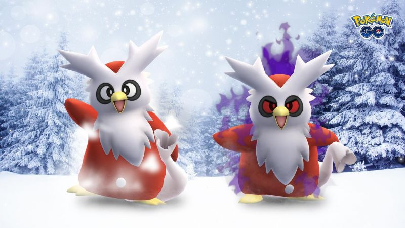Get a higher encounter rate for Delibird