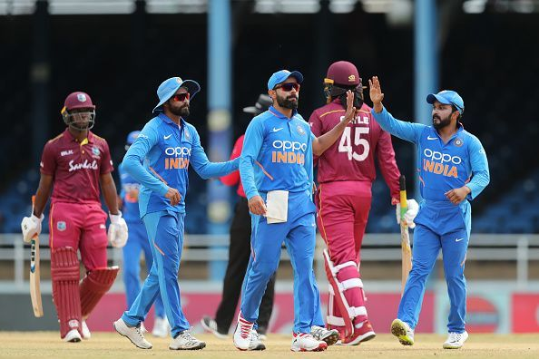India will host West Indies in December 2019