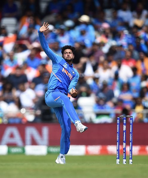 Kuldeep Yadav could well be included into the Indian side.