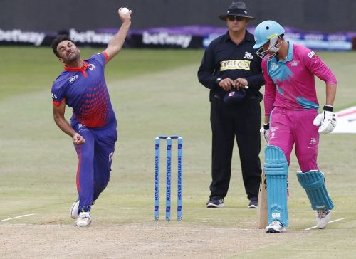 Can Wahab Riaz inspire Cape Town Blitz to a win against the number one team?