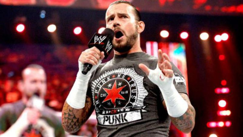 CM Punk recently made his first appearance on a WWE program in six years.