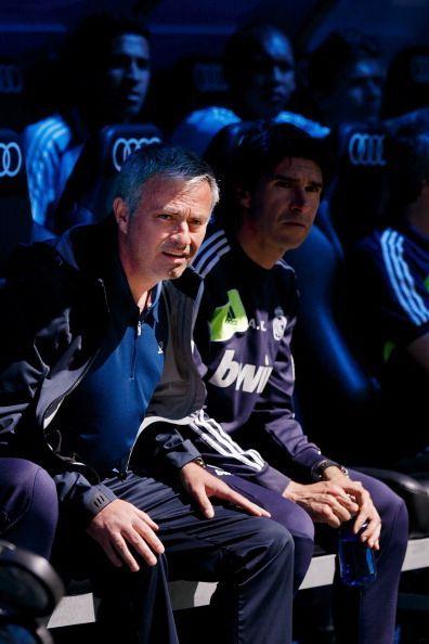 Mourinho at Real Madrid