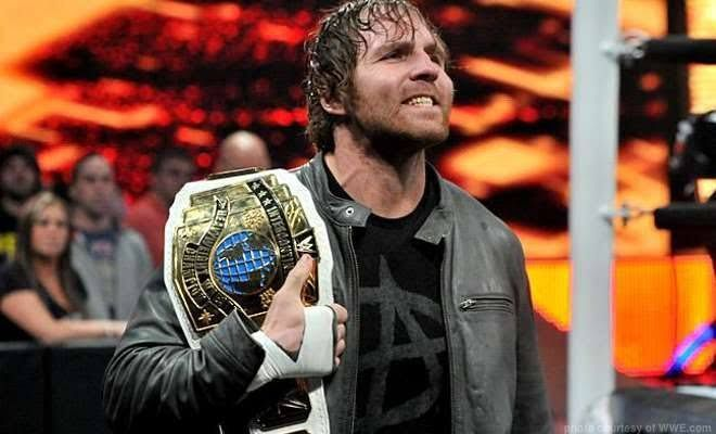 Ambrose is a 3 time IC Champion