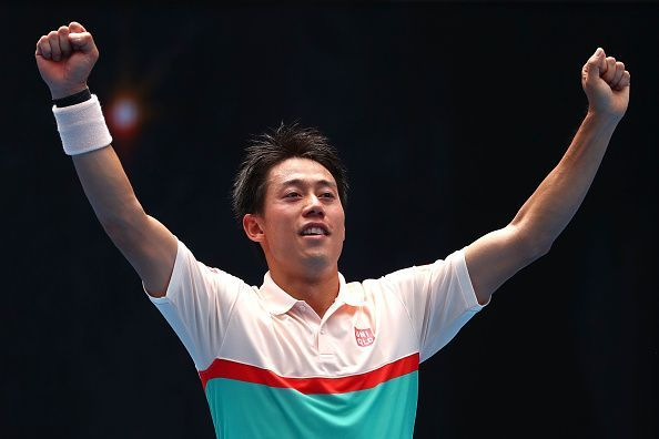 Kei Nishikori has struggled with injures over the past couple of years
