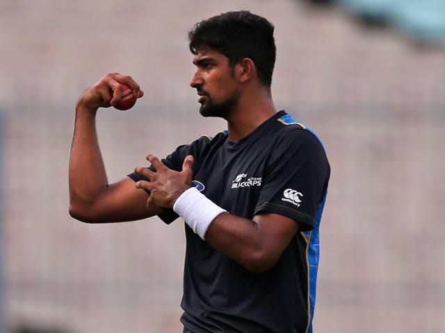 Sodhi played for RR in the last season
