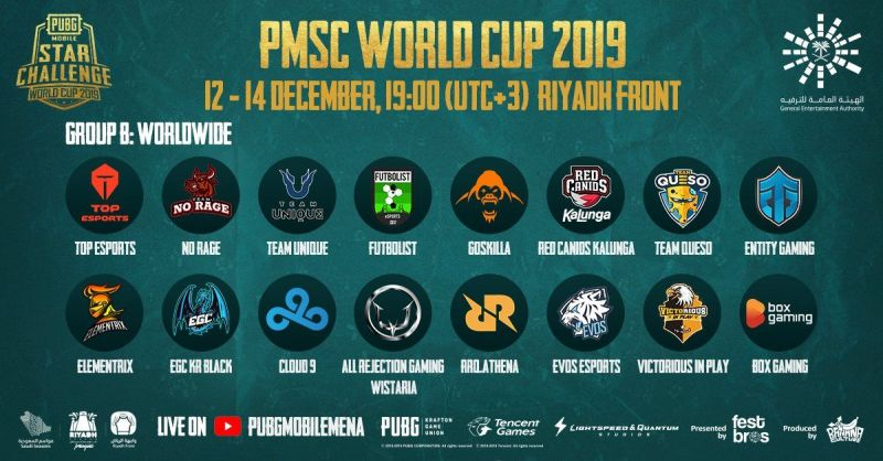 PMSC 2019 Group B