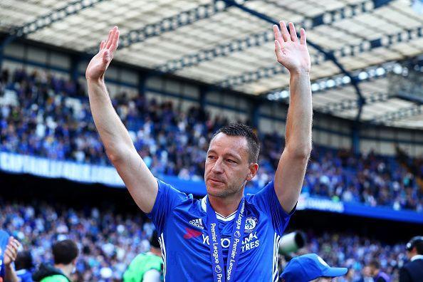 Captain. Leader. Legend.