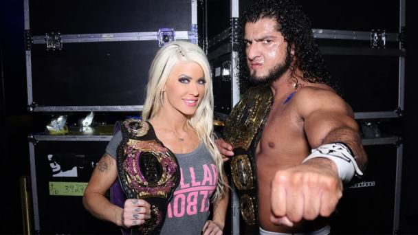 RUSH and Angelina Love are two stars WWE would love to have