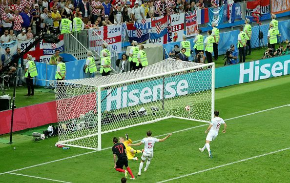 Croatia famously defeated England in last summer