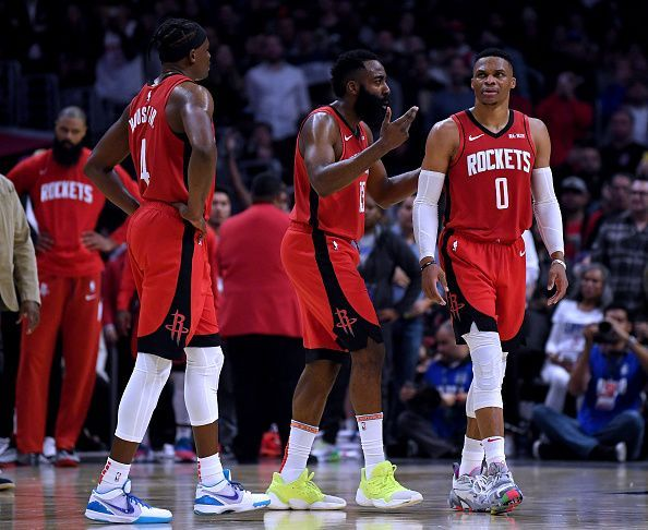 The Rockets will look to build on their victory against the Clippers when they travel to Phoenix