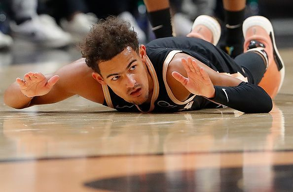 Trae Young is the lone performer on a struggling Atlanta roster