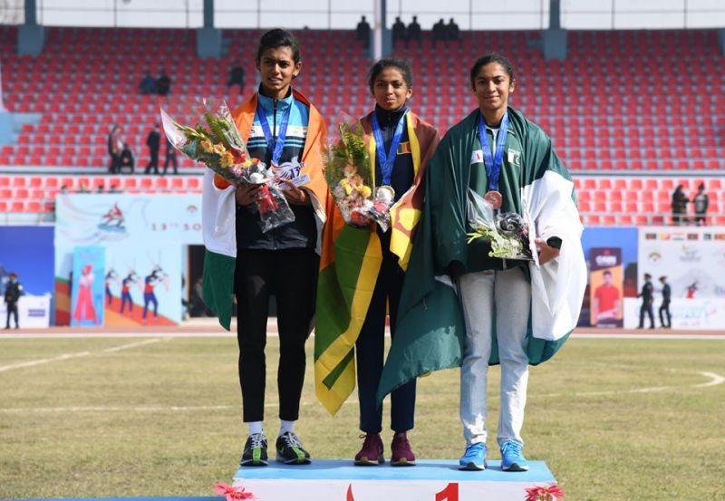 एथलेटिक्स समेत कई खेलों में भारत का शानदार प्रदर्शन