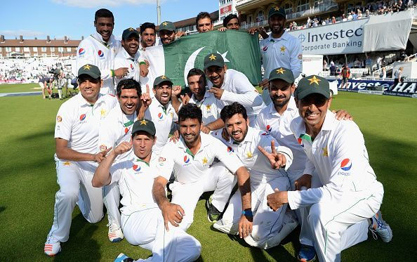 Pakistan defeated Sri Lanka in their first home series