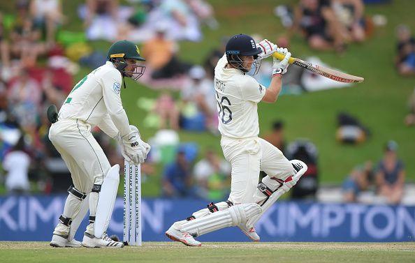 South Africa v England - 1st Test: Day 4