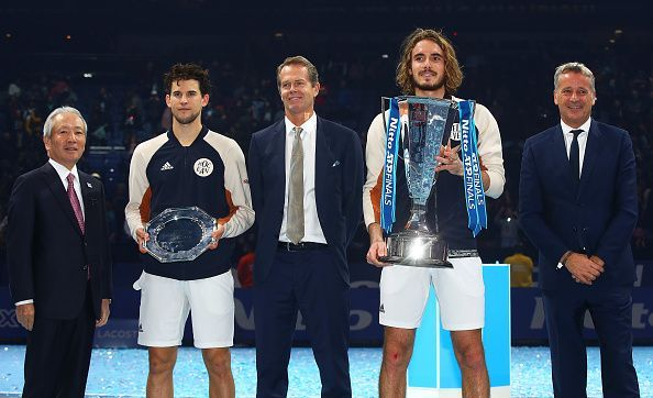 The NextGen shined at this years ATP Tour Finals.