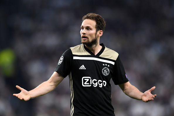 Daley Blind has been diagnosed with a heart condition