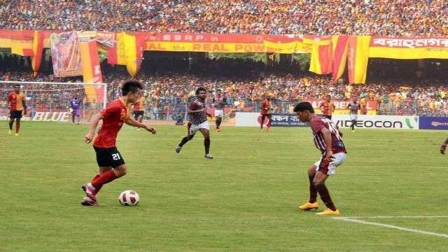 Kolkata derby: Mohun Bagan vs East Bengal